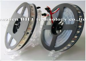 Quality RGB + W 14.4W Dimmable Led Rope Light , Soft Outdoor Led Strip Lights OSram / for sale