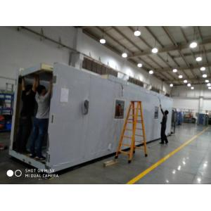 China Solar Panel Module Walk-In Chamber Suitable For Reliability Test In Industrial Products on sale