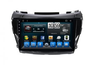 China Integrated Car GPS Navigation System 2 Din Android Auto Radio With DVD Player on sale