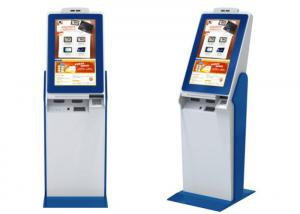 China Gaming Multifunction Innovative Free Standing Kiosk with Card Dispenser on sale