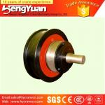 OEM provided overhead travelling hot forged crane wheel