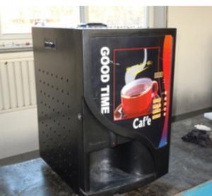 China Coffee vending Machine automatic coffee maker machine drinking vending machine on table on sale