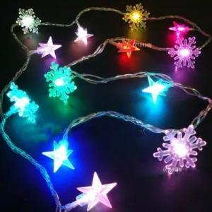 China LED colorful light christmas tree ornaments decoration  LED string light,LED rope light, LED meteor rain light, net ligh on sale