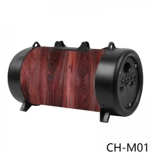 China CH-M01 medium barrel with flashlight bluetooth speaker  bluetooth music box   bluetooth smart speaker on sale