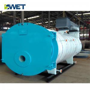 Industrial Steam Generator Boiler Low Pressure 6t Waste Oil Water