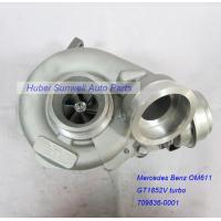 Benz OM611 engine turbo A6110960899,A6110961699,A6110961599 GT1852V turbocharger 709836-0001
