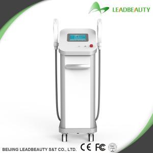 China Big spot size beautiful IPL &SHR hair removal machine on sale