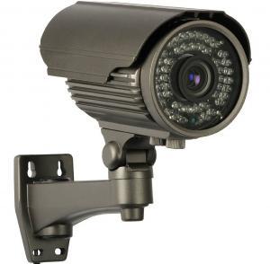 China Outdoor Surveillance Sony Effio Camera Infrared , 2.8-12mm Auto IRIS Lens on sale