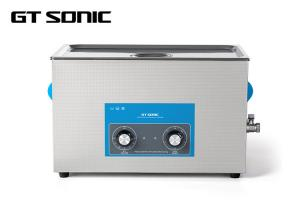 China Parts Large Ultrasonic Cleaner With Machanical Control Timer 550 * 330 * 360MM on sale