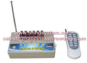China CE passed 6 channels / 6 cues Wireless Remote Control Fireworks Firing System (DB06r-6) on sale