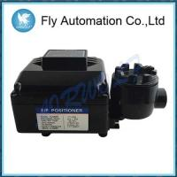 Electro-Pneumatic Positioner YT-1000L used for operation of pnuematic linear valve actuators