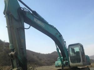 China SK250-6e used kobelco excavator for sale Digging machin on sale