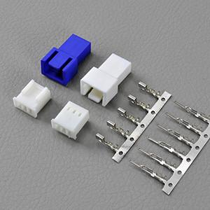 China 2.54mm Single Rows Molex Wire -To - Wire Power Supply Connector For ATM Machines on sale