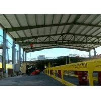 China Heavy Duty Prefab Steel Structure Building Using Low Carbon Metal Frame on sale
