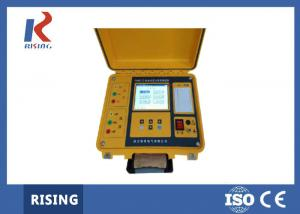 China 18 Seconds Turn Ratio Transformer Testing Equipment on sale