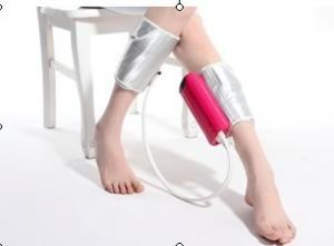 China Comfortable Air Compression Leg Wraps Massage, Air Press Massager For Improve Leg Circulation supplier