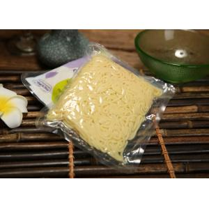China Non Fried Fresh Japanese Style Noodles Pasta , Japanese Instant Hokkien Noodles on sale