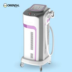 China Pink 808nm Home Laser Hair Removal Machines 75kg For Beauty Spa on sale