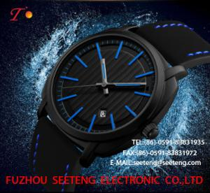 China wholesale Silicone watch  with alloycase and custom logo  Men's watch movement watch  concise style on sale