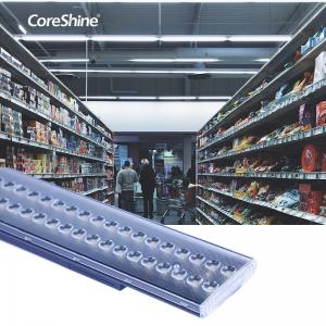 China Modern White 2400mm 80Ra Commercial Retail Lighting For 3 Phase 4 Wire Track Rail on sale