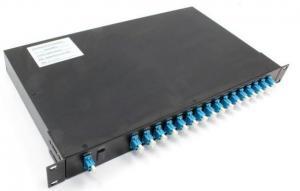 Quality Indoor 36 Fibers Fiber Distribution Frame Optical Distribution Frames Strong for sale