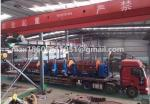 Steel Conductor Cable Stranding Machine 37 Kw With Traverse Device