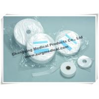 Medical Disposable 4ply Wound Care Packing Strips Cotton Ribbon Gauze With / Without X -ray