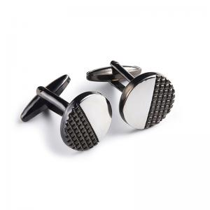 China High End Mens Shirts Cufflinks And Tie Clips Dress French Shirt Buttons on sale