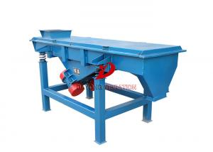 China Liquid Sieve Linear Screening Equipment No Dust Flying Powder Particle on sale