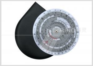 China Round Shaped Kearing Circular Flight Computer E6B Flying Calculator on sale