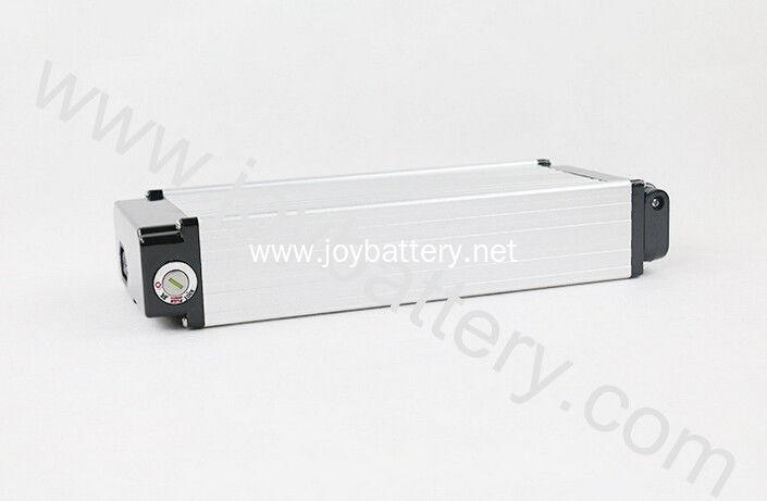 rechargeable LiFePO4 rear rack electric bike battery 48V12Ah,48v 8ah10ah 12ah e-bike battery pack
