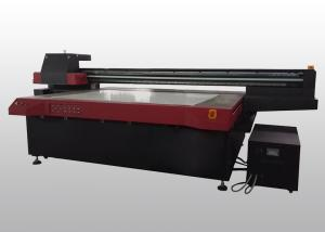 China MTMC UV Industrial Printing Machines 320 x 200 cm Paint and Bike Wheel With Ricoh GEN5 on sale