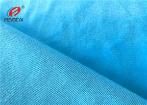 China 100% Plush Blue Velvet Upholstery Fabric For Car Seat / Sofa Cover / Toy on sale