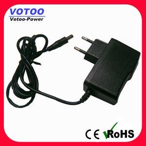 China EU plug 9v AC DC Power Adapter 1600ma / 2000mA Short Circuit Protection on sale