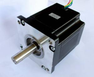 Quality 110BYGH 1.8º Nema Bipolar Hybrid Stepper Motor 110mm High Torque Electromechanic for sale