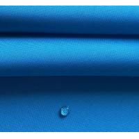 Polyester 300D solution dyed oxford fabric waterproof acrylic coating uv protection for awning, tent, covers