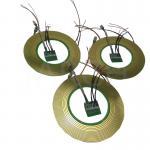 14 Circuits PCB Slip Ring Thinnest 6mm For Medical Equipment / Armarium