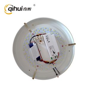 China 2017 28W hight brightness NI-MH battery backup led emergency ceiling light with test button on sale