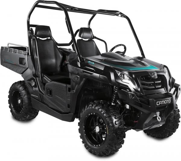 cfmoto SIDE-BY-SIDE UFORCE 800CC DUNE BUGGY UTV WITH EEC for