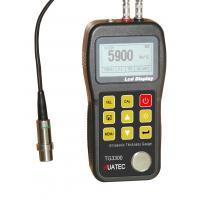 Plastic Non Destructive Testing Equipment , ultrasonic thickness tester  TG-3300