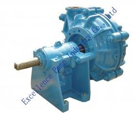 China Centrifugal slurry pump EGM with Metal lined for power generation on sale