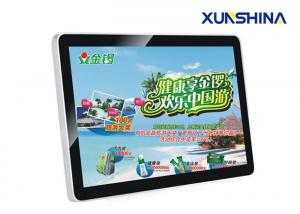 China Wall Mounted Touch Screen 55 Android Digital Signage Advertising 1080P on sale
