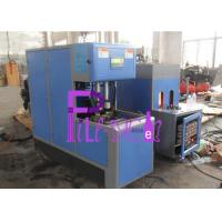 1 L Semi Automatic Pet Blowing Machine , Stretch Blow Moulding Machine 1200bph Capacity