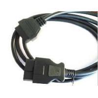 OBDIIF - OBDIIM Full Pinout 1.5M OBD Diagnostic Cable OBDII Male to OBDII Female for Vehicle