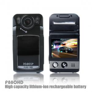 China Waterproof HD DVR Camcorder 1080P With 2.5LTPS TFT LCD, 12Mega Pixels Video Camcorder on sale