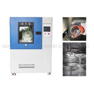 Rain Spray Climatic Test Chamber Spray Pressure In 80KPa - 100KPa DIN40050