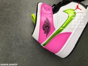 China NIKE Air jordan one sportshoes leather upper aj1 sneaker manufacturer on sale