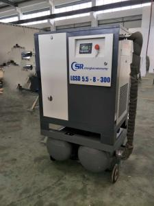 China Screw Central Air Compressor Pneumatic on sale