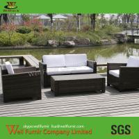Supply Living Room Sofa, Sectional Sofa, Rattan Wicker Sofa, Chinese Manufacturer