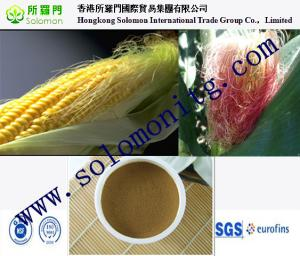 China High quality 70%-90% Beta-sitosterol Corn Silk Extract --Zea mays L. -corn silk extract on sale
